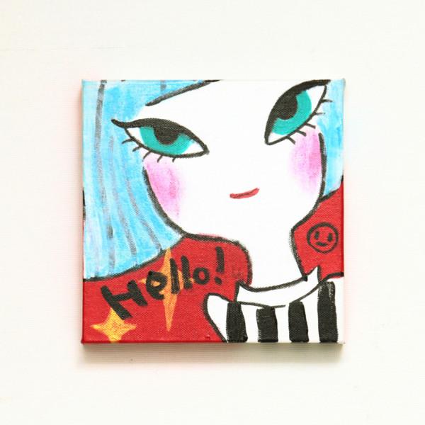 箱の中からこんにちは(1) / Hello in the box-1