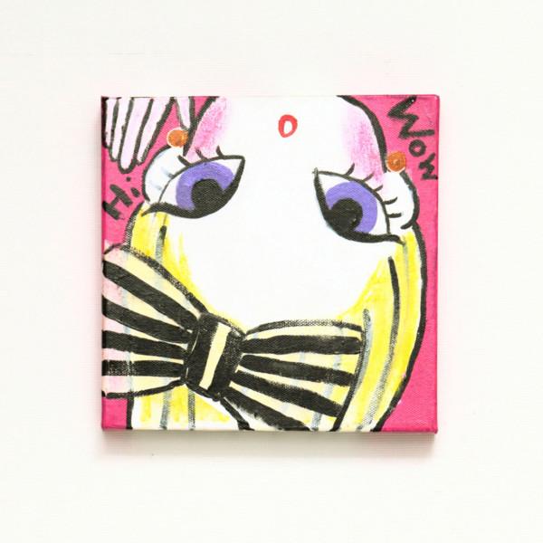 箱の中からこんにちは(5) / Hello in the box-5